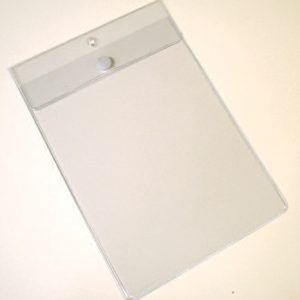 Vinyl Envelope, Flap Closure with Velcro®