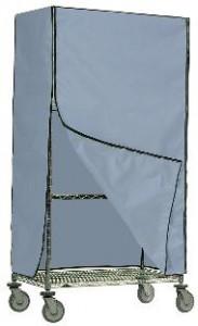 SureChek Light Blue Medical Cart Covers