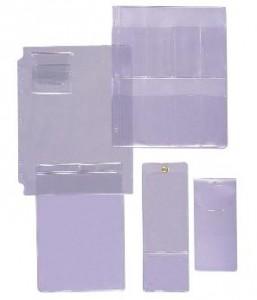 Custom Designed Vinyl Envelopes