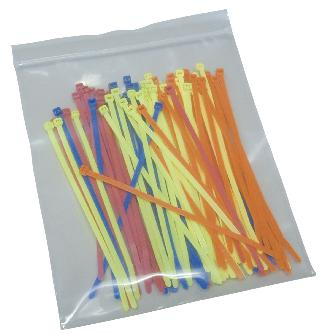 Zip Close Poly Bags