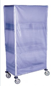 Blue Dissipative Cart Cover