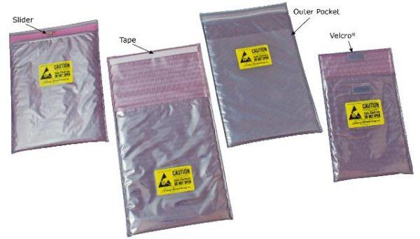 Custom Static Shielding Cushion Bags