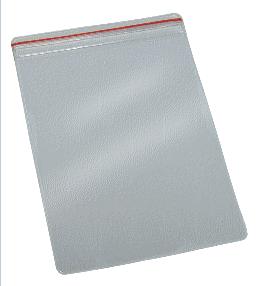 Series 10606 Zip Close Vinyl Envelope