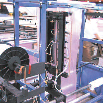 Armand Manufacturing, Inc. Production Machine