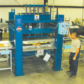 Armand Manufacturing, Inc. - production machine