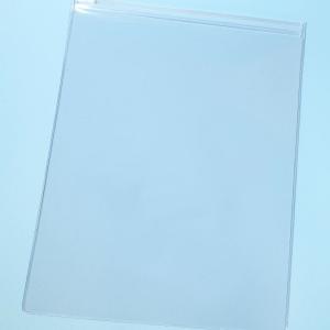 Zip Close Vinyl Envelope with Plastic Slider